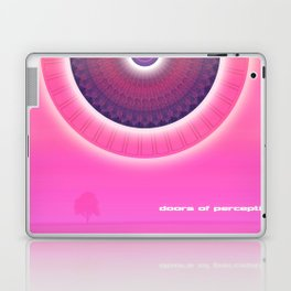 Doors of perception series 2 Laptop & iPad Skin
