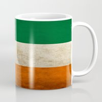 irish Mugs featuring Irish by Jason Michael