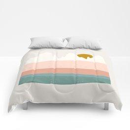 desert shades Comforters