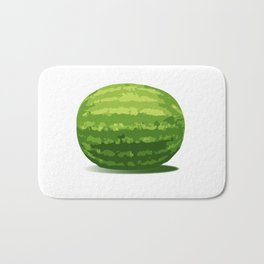Water Melon Bath Mat
