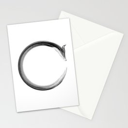 CalmFox Enso Stationery Cards