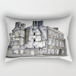 Cork Street Derelict Rectangular Pillow
