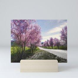 The Coming of Spring Mini Art Print