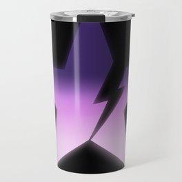 Black star bold Travel Mug