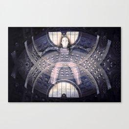 TimeKeeper Canvas Print