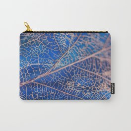 lovely leaf vein Carry-All Pouch