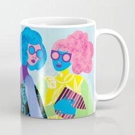 Dynamic Duet Coffee Mug