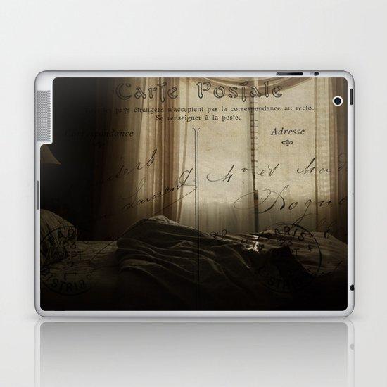 Waking up in Paris Laptop & iPad Skin