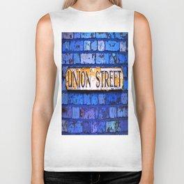 Union Street Biker Tank