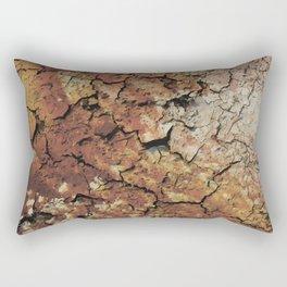 """""""Soil drought"""" Rectangular Pillow"""