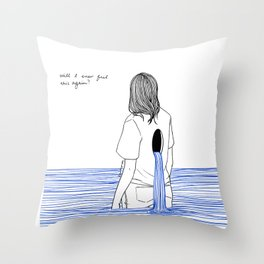 Will I Throw Pillow