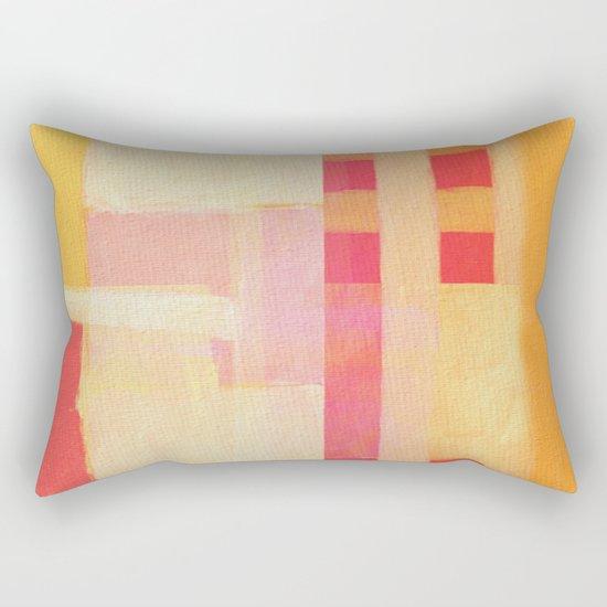 Urban Intersections 2 Rectangular Pillow