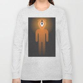 enlightening the glance Long Sleeve T-shirt