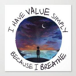 value Canvas Print