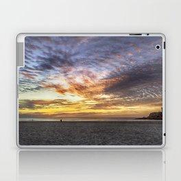 Good Harbor Beach Sunrise Laptop & iPad Skin