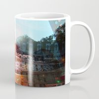 cities Mugs featuring cities by aerart