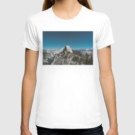 Glacier Point, Yosemite National Park V T-shirt