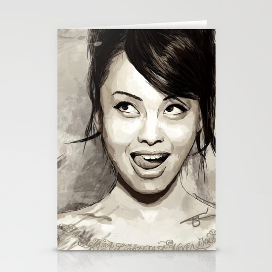 Levy Tran Stationery Cards