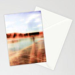 Mimiwhangata Beach, Northland, New Zealand Stationery Cards