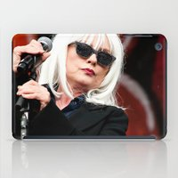 blondie iPad Cases featuring Blondie by Euan Anderson