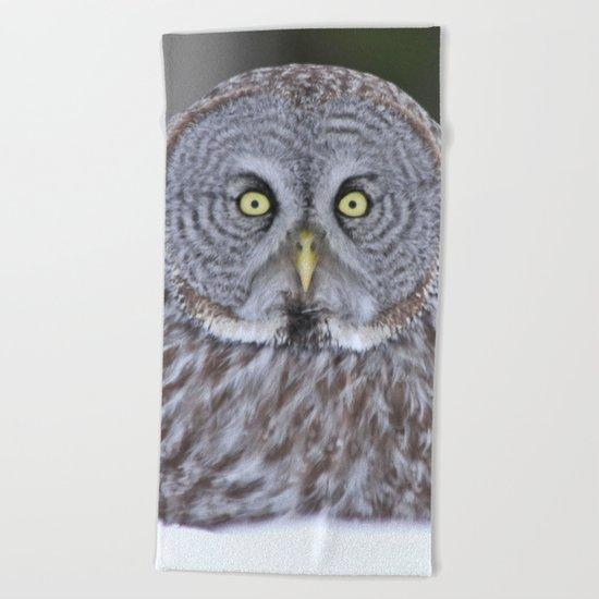Periscope Beach Towel