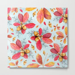 Autumn leaves #31 Metal Print