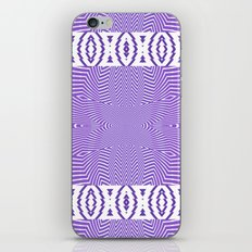 Purple Viper iPhone & iPod Skin