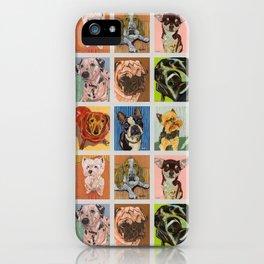 Nine Loves iPhone Case