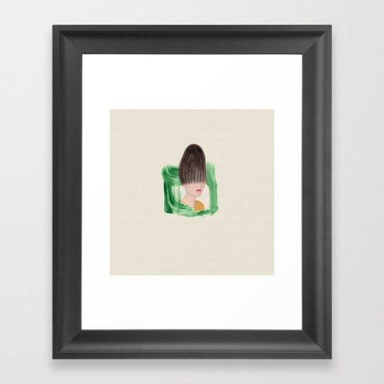 Science fiction Framed Art Print