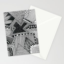 Systematic Chaos 7 Stationery Cards