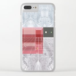 Whitney museum 2017 Clear iPhone Case
