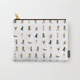 [BadAss Action Heroes] Carry-All Pouch