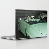 car Laptop & iPad Skins featuring Car by Vlad&Lyubov