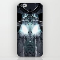 transformer iPhone & iPod Skins featuring Transformer! by Robin Curtiss
