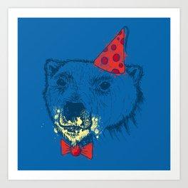 It's My Birthday! Art Print