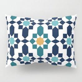 Moroccan style pattern Pillow Sham
