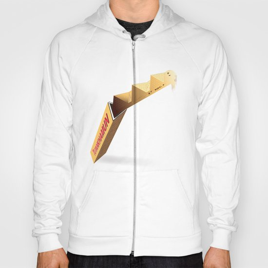 Chocolate Pyramids Hoody