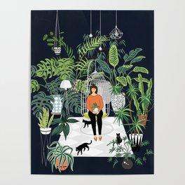 dark room print Poster