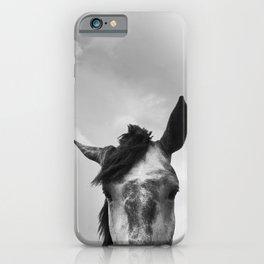 Horse Head iPhone Case