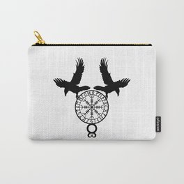 Norse Ravens - Helm of Awe Carry-All Pouch