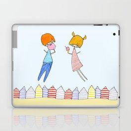 Let's go to the beach! Laptop & iPad Skin