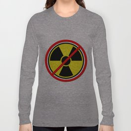 Against Atom Long Sleeve T-shirt