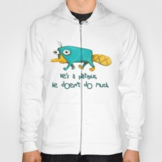 Perry - Pet mode on Hoody