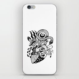 HEARTHOLOGY iPhone Skin