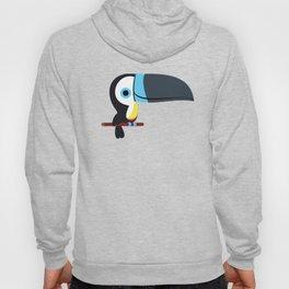 Cute channel billed toucans Hoody