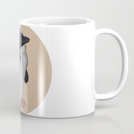 Dino-Penguin Coffee Mug