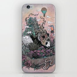 Land of the Sleeping Giant iPhone Skin