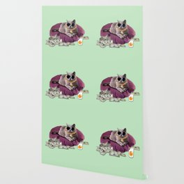 GANGSTA CAT Wallpaper