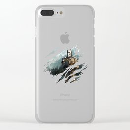 Warden- For Honor Clear iPhone Case