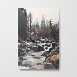 Morning Mountain Escape - Nature Photography Metal Print